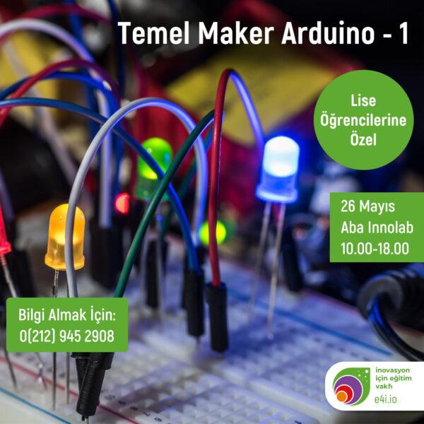 Temel Maker Arduino